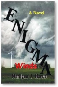 Enigma Winds, Book 2 in the Enigma Series by Marilynn J. Harris